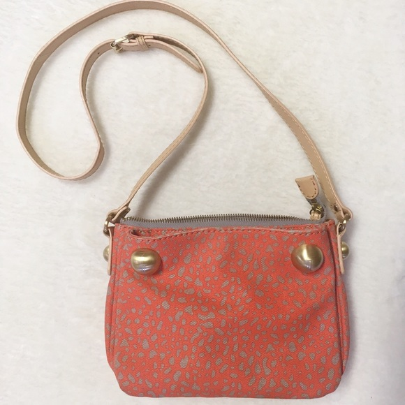 Anthropologie Handbags - Anthropologie Pilcro Letterpress Crossbody Bag